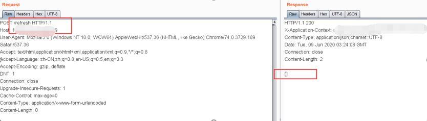 《spring_boot通过eureka xstream反序列化获取系统Shell》
